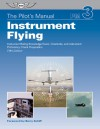 Instrument Flying: Instrument Rating Knowledge Exam, Checkride, and Instrument Proficiency Check Preparation - Barry Schiff