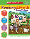 Scholastic Success with Reading and Math Jumbo Workbook: Grade K - Terry Cooper