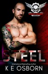 Steel (Satan's Savages MC Series Book 1) Kindle Edition - K.E. Osborn