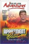Real Kids Real Adventures #8: Apartment Fire, Trinity River Rescue, Runaway Balloon - Deborah Morris