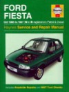 Ford Fiesta (95 97) Service & Repair Manual (Service & Repair Manuals) - Andrew K. Legg, Steve Rendle