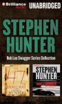 Stephen Hunter Collection: The 47th Samurai / Night of Thunder (Bob Lee Swagger, #4, #5) - Stephen Hunter, Buck Schirner