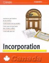 Incorporation - C.G.T. Canadian Legal Forms
