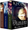 The Healers of Meligna Series Boxed Set (Books 1,2,3) - K. J. Colt