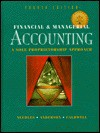 Financial and Managerial Accounting Accounting: Sole Prop, Fourth Edition - Belverd E. Needles Jr., Henry R. Anderson