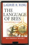 The Language of Bees by Laurie R. King Unabridged Playaway audiobook - Laurie R. King, Jenny Sterlin