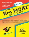 Exambusters MCAT Study Cards: A Whole Course in a Box - Ace Academics Inc
