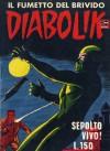 DIABOLIK (8): Sepolto vivo! (Italian Edition) - Angela, Luciana Giussani