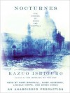 Nocturnes: Five Stories of Music and Nightfall - Kazuo Ishiguro, Mark Bramhall, Kirby Heyborne, Lincoln Hoppe, Simon Vance