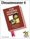 Dreamweaver 4: The Missing Manual: The Missing Manual - David Sawyer McFarland