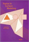Topics In Surface Modeling - Hans Hagen
