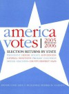 America Votes: Election Returns by State - Rhodes Cook, Richard M. Scammon, Alice V. McGillivray