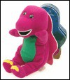 Barney's Twinkle, Twinkle, Little Star [With Attached Plush Barney] - Lyrick Publishing