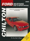 Ford Mustang Automotive Repair Manual: 2005-10. - Mike Stubblefield