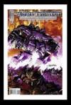 Transformers Megatron Origin #4 Comic Cover A (IDW Publishing, 2007) - Eric Holmes