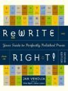 Rewrite Right!: Your Guide to Perfectly Polished Prose - Jan Venolia, Ellen Sasaki