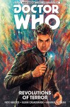 Doctor Who: The Tenth Doctor: Vol. 1 - Nick Abadzis