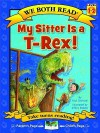 My Sitter Is a T-Rex! (We Both Read) - Paul Orshoski, Jeffrey Ebbeler