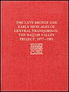 The Late Bronze Age and Early Iron Ages of Central Transjordan: The Baq'ah Valley Project, 1977-1981 - Patrick E. McGovern