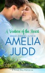 A Venture of the Heart (Silver Bay, #1) - Amelia Judd, Karen Dale Harris
