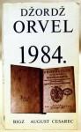 1984 - George Orwell, Vlada Stojiljković