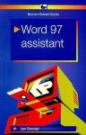 Word 97 Assistant - Ian Robertson Sinclair
