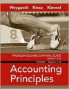 Problem Solving Survival Guide to Accompany Accounting Principles: Volume I: Chapter 1-12 - Jerry J. Weygandt