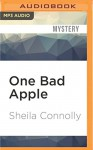 One Bad Apple (An Orchard Mystery) - Sheila Connolly, Robin Miles