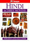Hindi in Three Months - Hugo's Language Books
