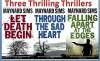 Three Thrilling Thrillers - Maynard Sims
