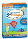 Hooked On Phonics Letter Sounds: Get Ready To Read, Pre K - Hooked on Phonics