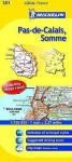 Pas De Calais, Somme (Michelin Local Maps) - Michelin Travel Publications