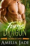 Fume Dragon (A Paranormal BBW Shape Shifter Romance) (Dragons of Cadia Book 2) - Amelia Jade