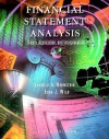 Financial Statement Analysis And Annual Report Booklet Package - Leopold A. Bernstein, John J. Wild