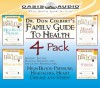 Dr. Colbert's Family Guide to Health 4-pack, #2 - Don Colbert, Various