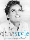 Diana Style: Foreword by Manolo Blahnik - Colin McDowell