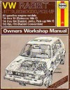 V W Rabbit : Jetta, Scirocco, Pick-up : All gasoline engine models : '74 thru '81 (Scirocco 'Mk 1') : '74 thru '84 (Rabbit, Jetta, Picu-up 'Mk 1') : '80 thru '85 (Rabbit Convertible) : Owners Workshop Manual (Haynes Automotive Repair Manual Series) - A.K. Legg