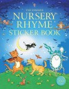 Nursery Rhyme Sticker Book (Usborne Sticker Books) - Alex Frith