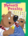 First Word Search: Phonics Puzzles - Sterling Publishing Company, Inc., Steve Harpster
