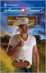 Dexter: Honorable Cowboy (Harlequin American Romance) - Marin Thomas