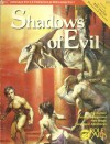 Shadows of Evil - Stephan R. Bourne