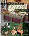 Easy-to-Build Backyard Projects (Home Improvement) (English and English Edition) - Monte Burch