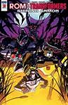 ROM vs. Transformers: Shining Armor #3 - John Barber, Christos Gage, Alex Milne