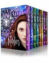 Fate's Fables Boxed Set (Fables 1 - 8): One Girl's Journey Through 8 Unfortunate Fairy Tales - T. Rae Mitchell