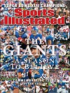 Sports Illustrated The Giants: A Season to Believe - Commemorative Issue Deluxe Edition - Sports Illustrated, Sports Illustrated