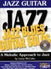 Jazz Blues Guitar Solos (Book And Cd) - Larry McCabe