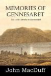 Memories of Gennesaret - John Macduff