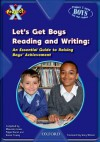 Project X: Let's Get Boys Reading And Writing: An Essential Guide To Raising Boys' Achievement - Gary Wilson, Karen Young, Maureen Lewis, Pippa Doran