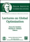 Lectures on Global Optimization - P. M. Pardalos, Panos M. Pardalos, Thomas F. Coleman