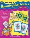 Dr. Fry's Reading Activities, Grades K-1 - Edward B. Fry